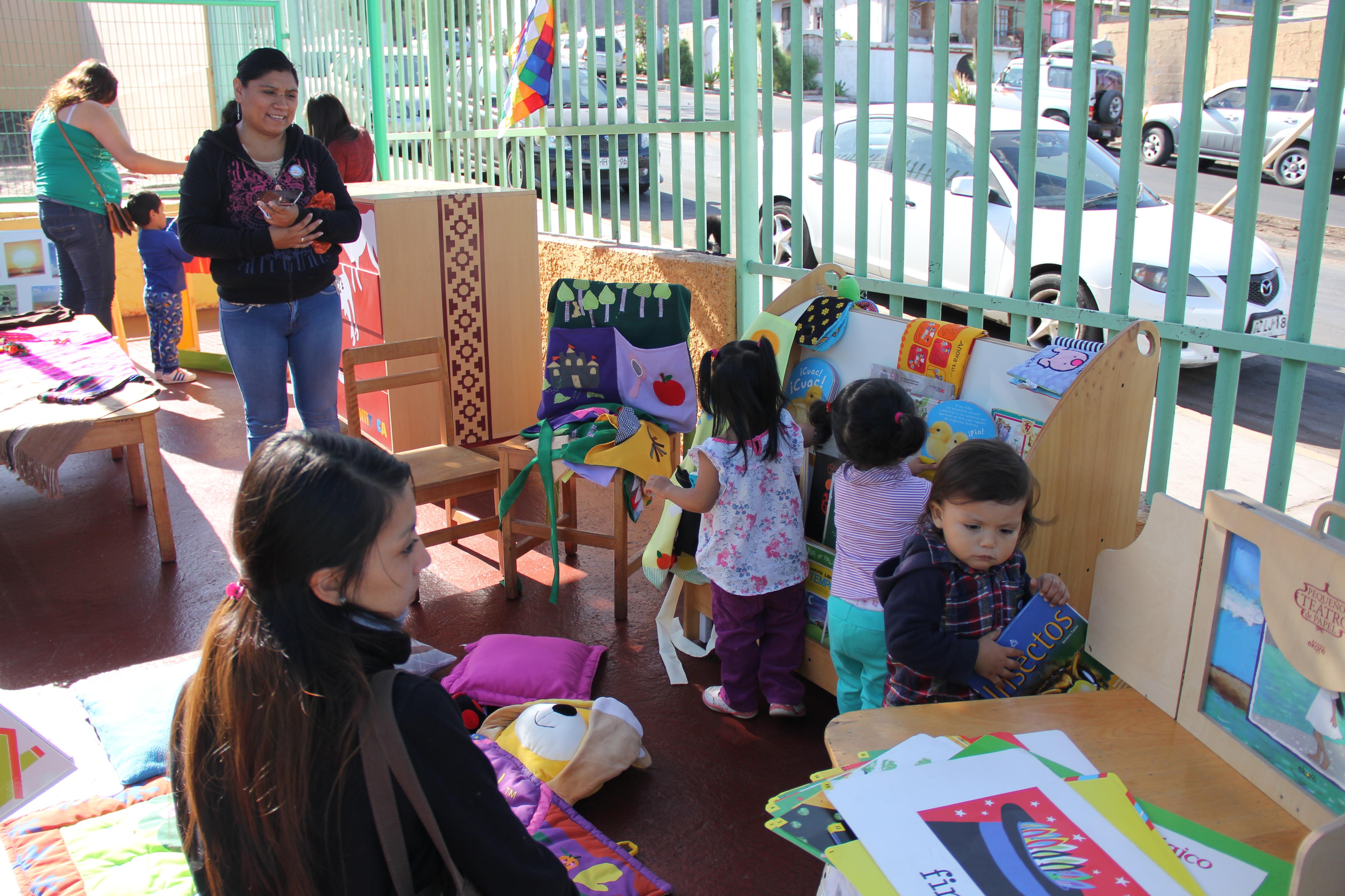 Photo of Jardín Arenita de JUNJI dio a conocer proyectos 2016