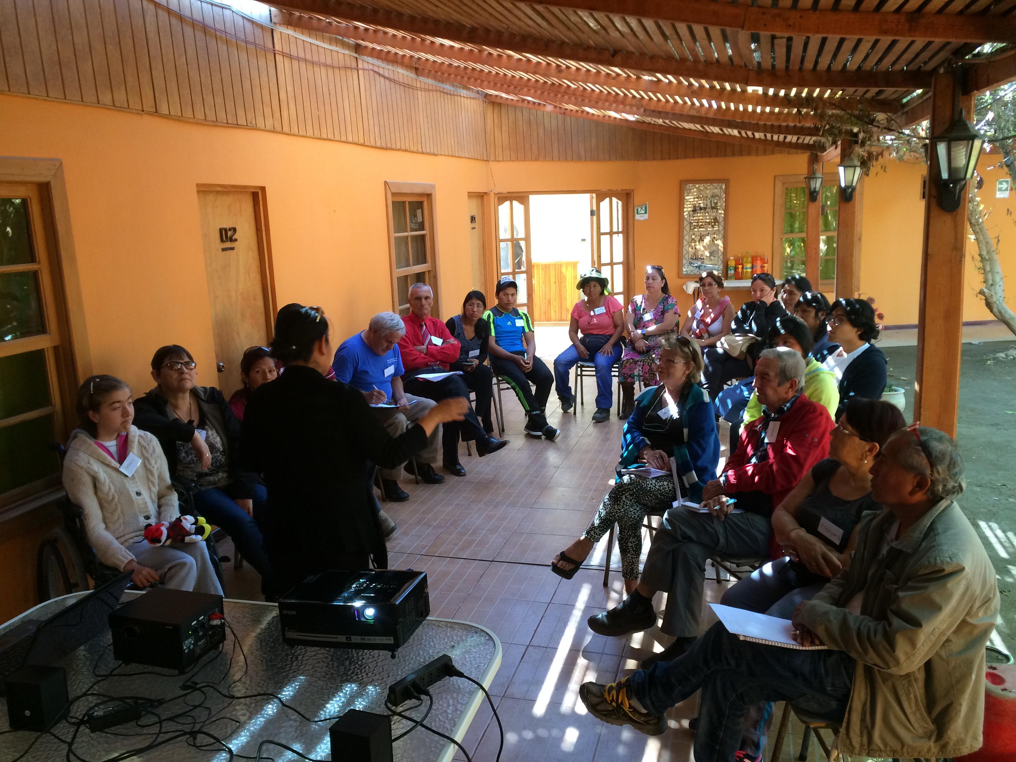Photo of MiPymes crean red de Turismo de Intereses Especiales (TIE) en El Tamarugal