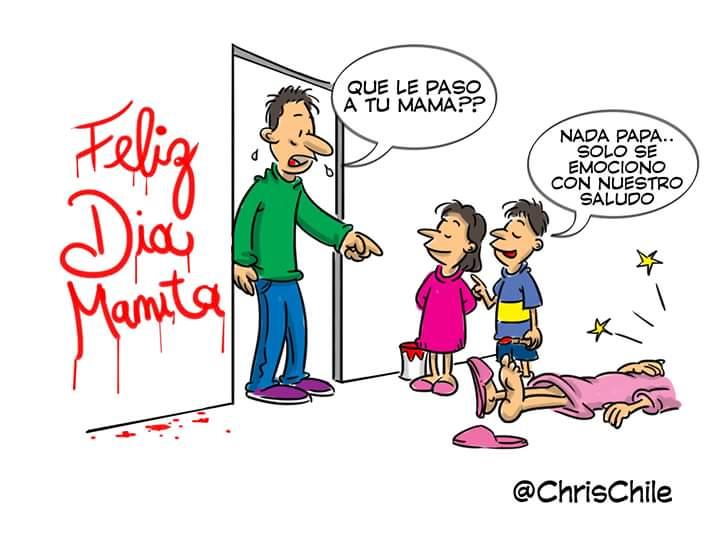 Photo of Feliz Día a todas las Mamitas y las Mamacitas también.