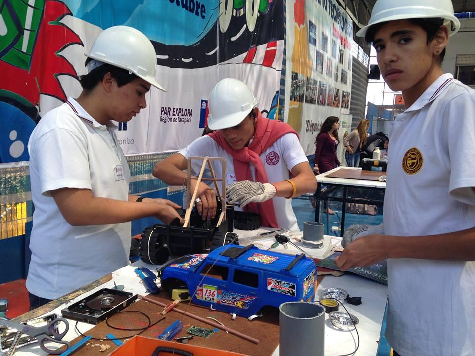 Photo of Dos grandes actividades realizará la Iniciativa Explora de CONICYT Tarapacá en el segundo semestre