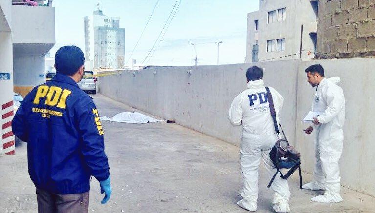 Photo of PDI investiga muerte de hombre que cayó desde el piso 15 en el sector el Morro