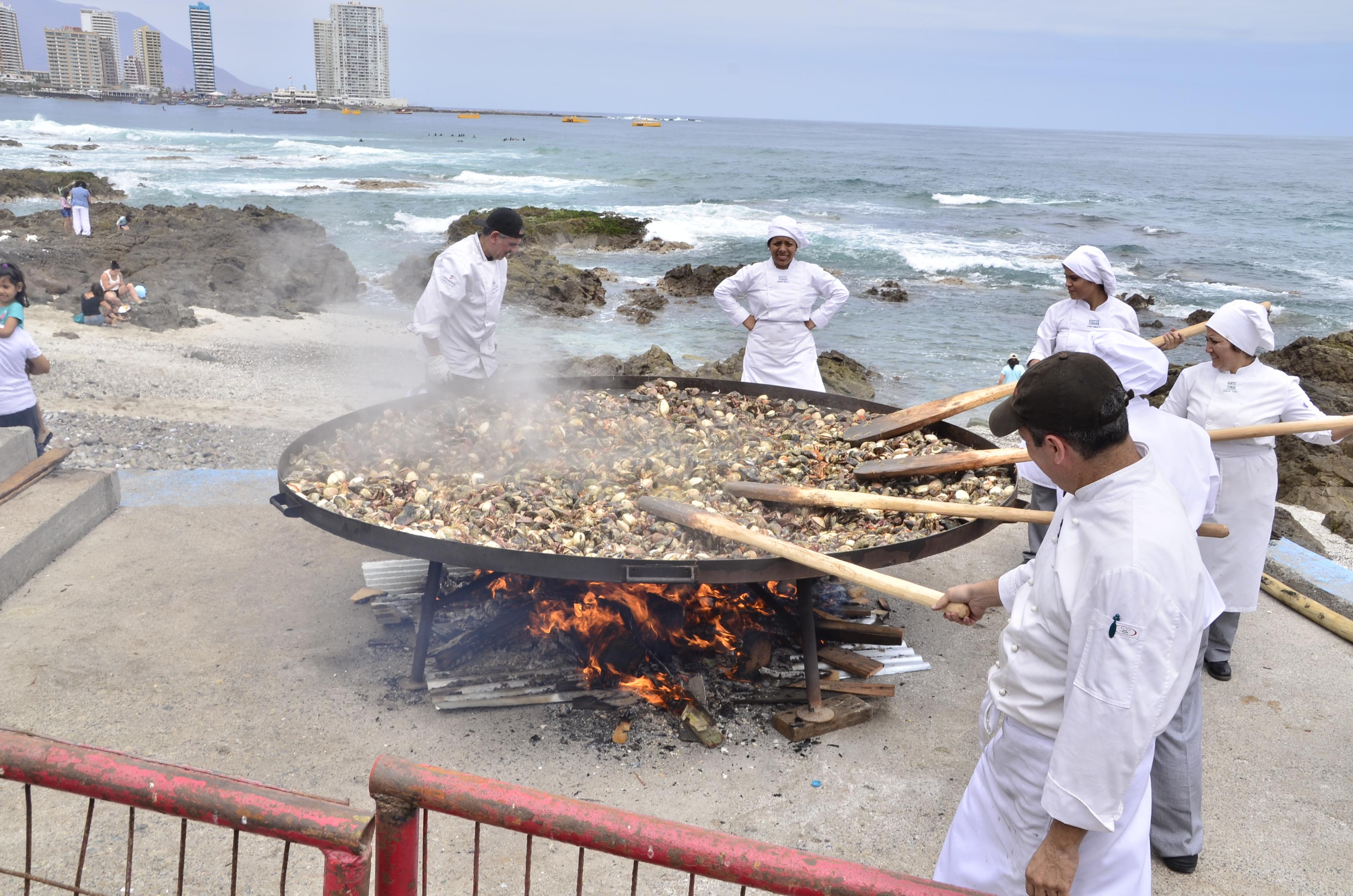Photo of Nodo Gastronómico de Corfo busca potenciar a empresarios del borde costero de Iquique