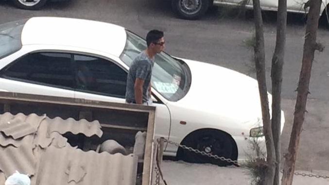 Photo of Video capta momento en que hombre roba automóvil fuera de la UNAP