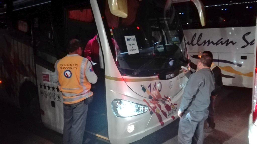 Photo of Seremi de Transportes llama a padres a fiscalizar buses de giras de estudio y paseos de sus hijos