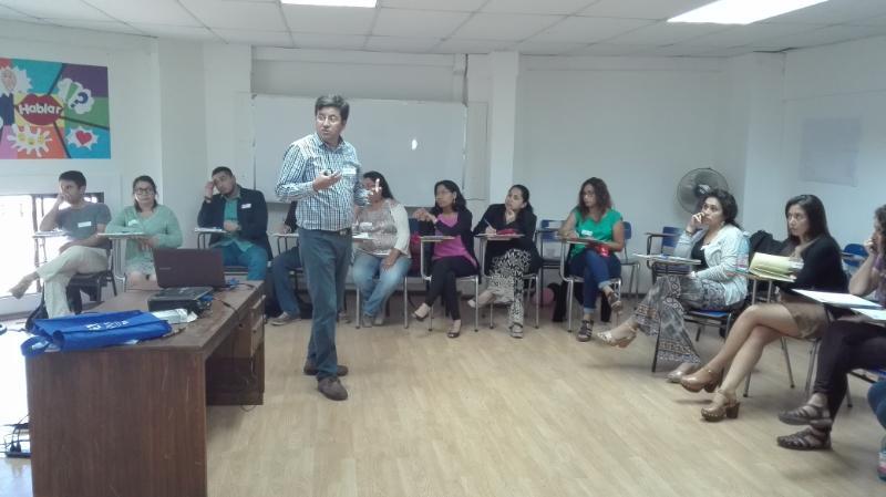 Photo of Profesionales SENDA Previene participan en jornada de capacitaciónregional