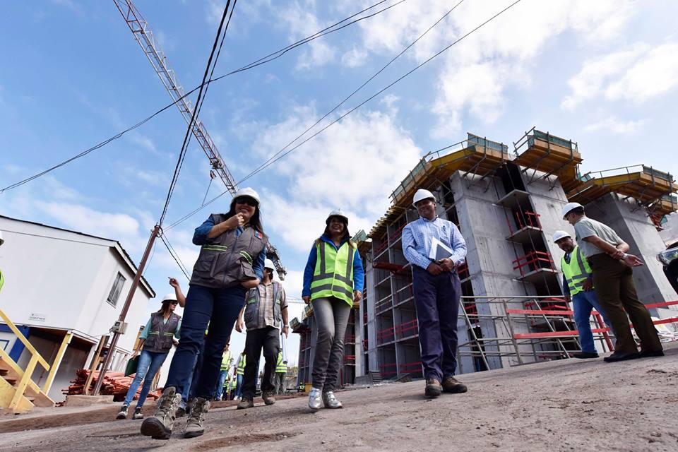 Photo of Reconstrucción en Las Dunas presenta un 40% de avance a la fecha