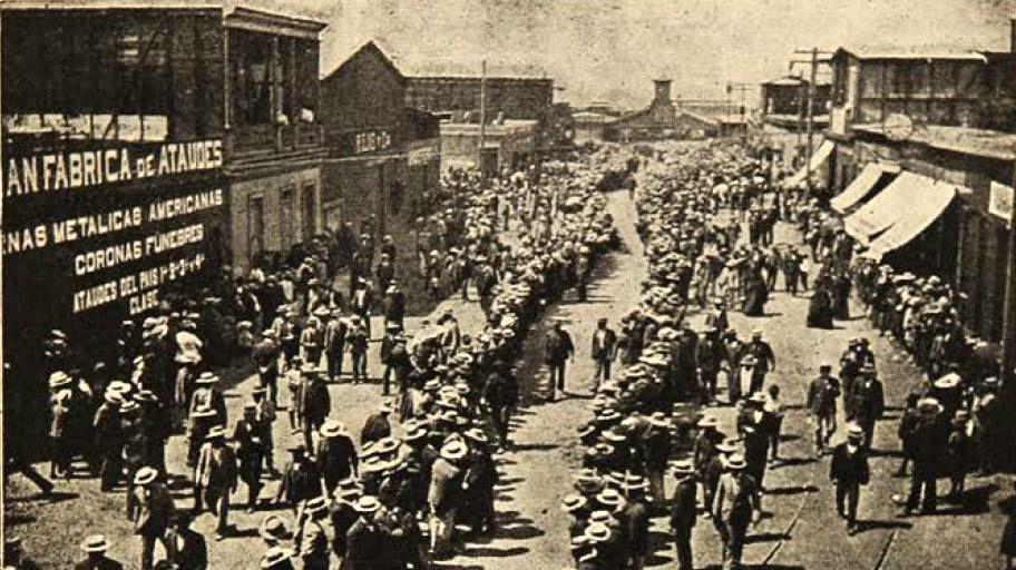 Photo of Conmemorarán matanza de la Escuela Santa María en Iquique