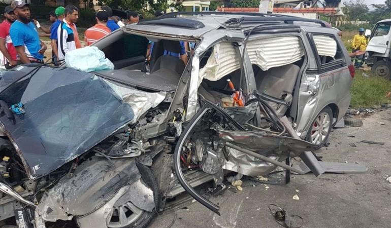 Photo of Hospiciano murió en accidente de tránsito en Punta Cana