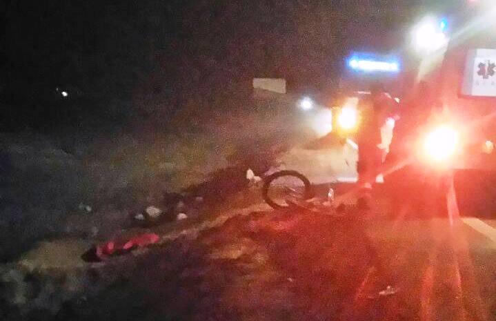 Photo of Horrible muerte de ciclista arrollado por bus