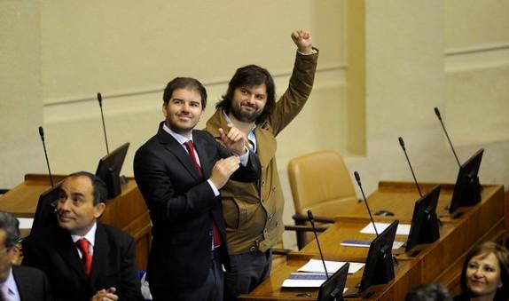 Photo of Boric y Jackson levantan opción presidencial propia
