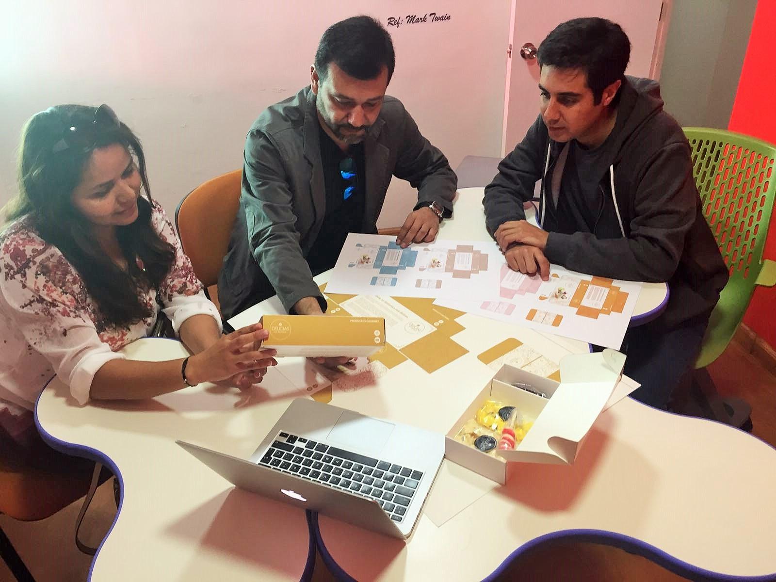 "Photo of Destacan apoyo de Tarapacá Labs a ""Innovadores del Packaging"""