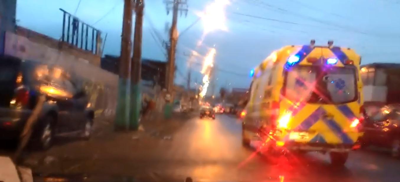 Photo of Anuncian lloviznas y vientos para la jornada de hoy en Iquique y Alto Hospicio