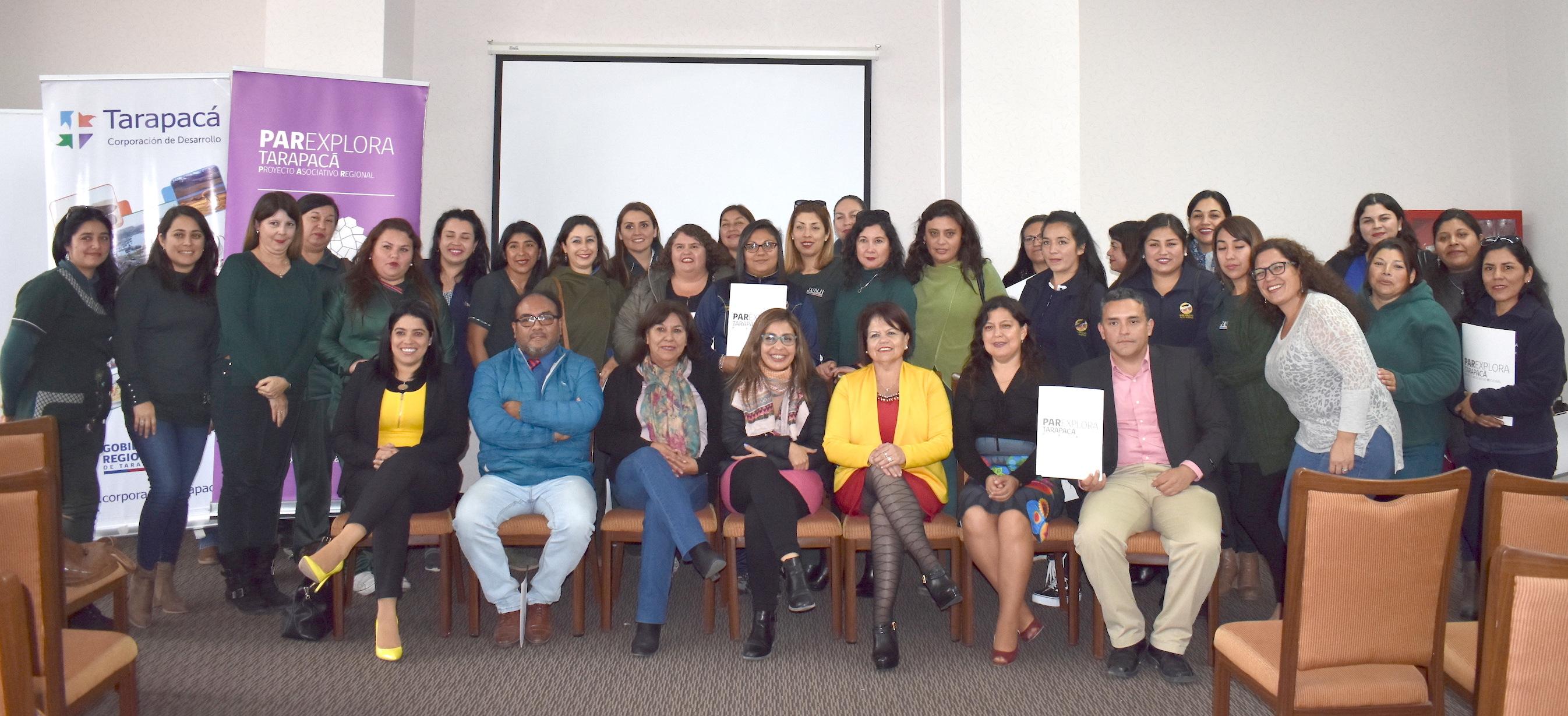 Photo of Explora Tarapacá firma convenio para implementar programa de ciencias en jardines infantiles