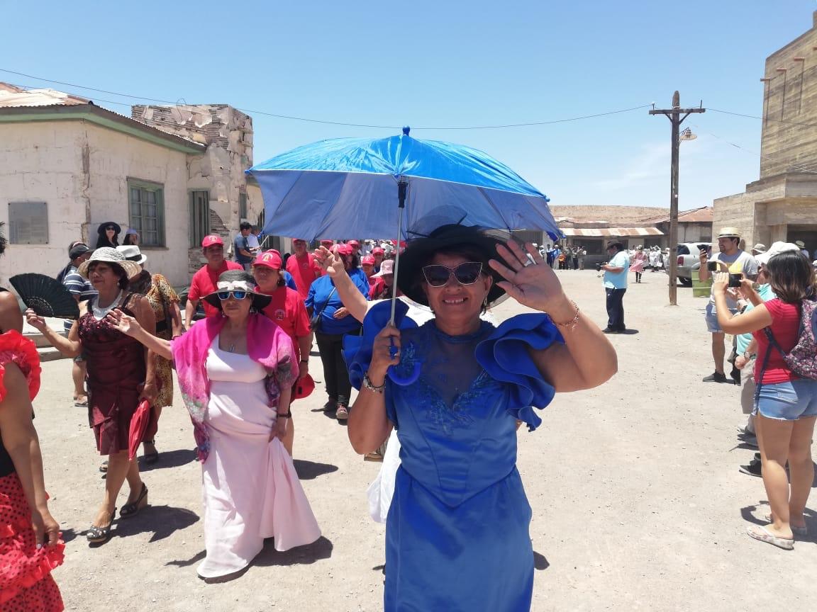 Photo of (FOTOS) Semana del Salitre: Llaman a mantener vivas las tradiciones pampinas